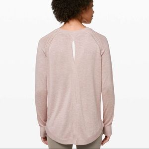 Lululemon Lead with Your Heart Sweater